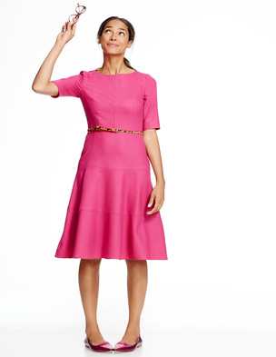 Wool Skater Dress BQ030 (Was £139.00 ) now £125.10 click to visit Boden