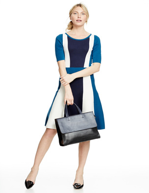 Milano Dress WH687 (Was £129.00 ) now £116.10 click to visit Boden