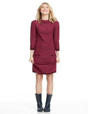 Dartmouth Tunic Dress WH688 (Was £99.00 ) now £89.10 click to visit Boden