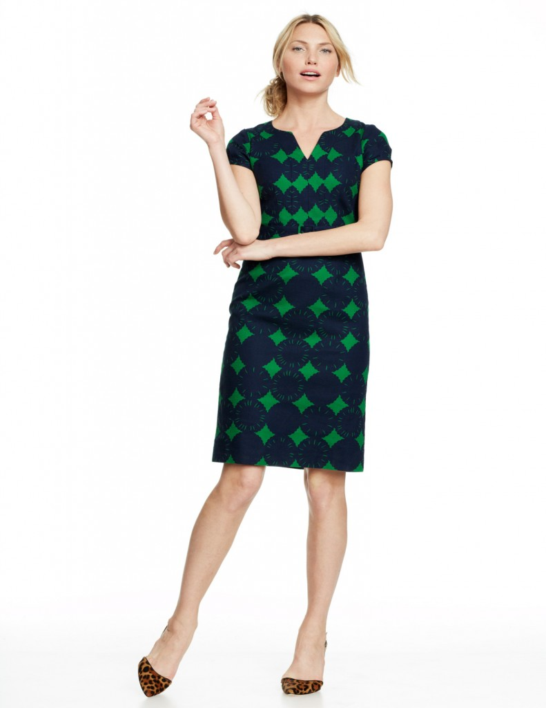 Yasmin Dress WH741 (Was £99.00 ) now £89.10 click to visit Boden