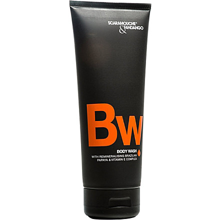 SCARAMOUCHE & FANDANGO Body wash 200ml £11 click to visit Selfridges