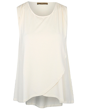Barbara Hulanicki Drape Top £9.00 click to visit Asda George