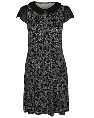 Barbara Hulanicki Collared Dress £18.00 click to visit Asda George