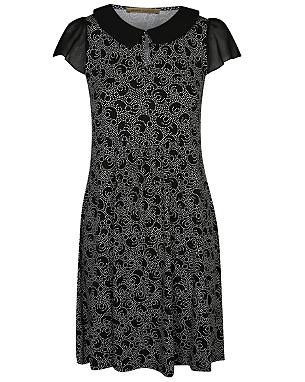 Barbara Hulanicki Collared Dress £18.00 click to visit Asda George