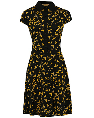 Barbara Hulanicki Bird Print Dress £18.00 click to visit Asda George
