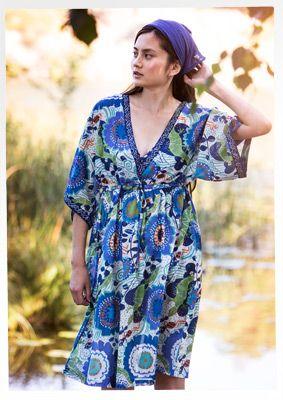 Salamander Eco Cotton dress Click to visit Gudrun Sjoden