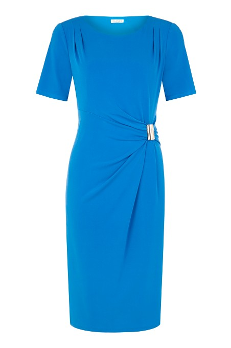 Marine Blue Jersey Dress £29 click to visit Planet