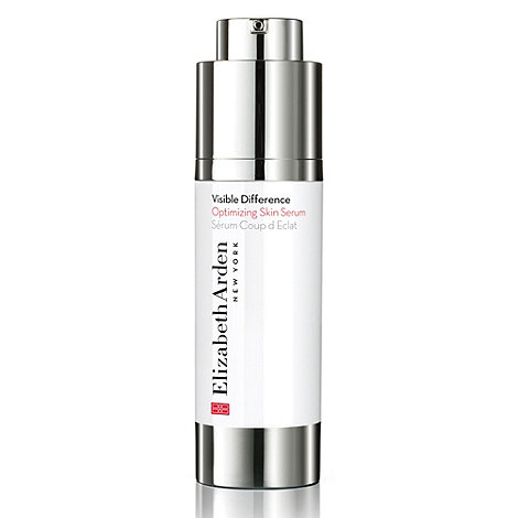 Elizabeth Arden Visible Difference Optimizing Skin Serum 30ml £39 click to visit Debenhams