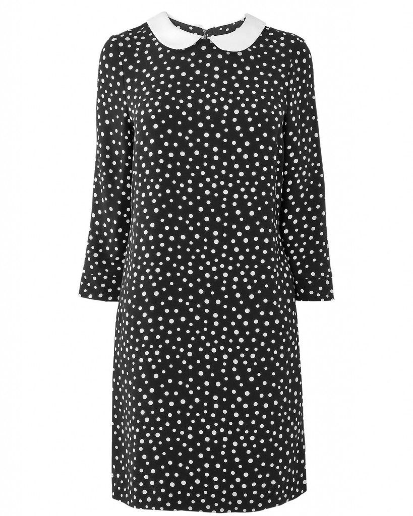 Angelina Spot Dress £99.00 click to visit Phase Eight