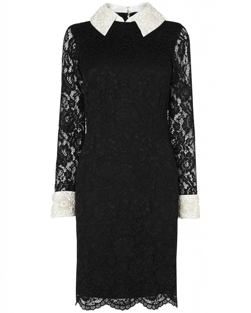 Sienna Embellished Lace Dress £195.00 click to visit Phase Eight