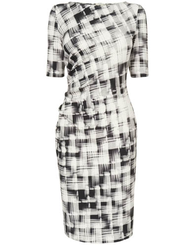 Caley Check Dress £79.00 click to visit Phase Eight