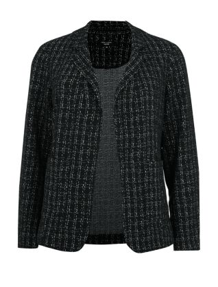 Inspire Black Check Blazer Jacket £22.99 click to visit New Look