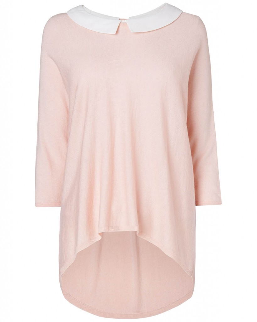 Winnie Collar Jumper £65.00 click to visit Phase Eight