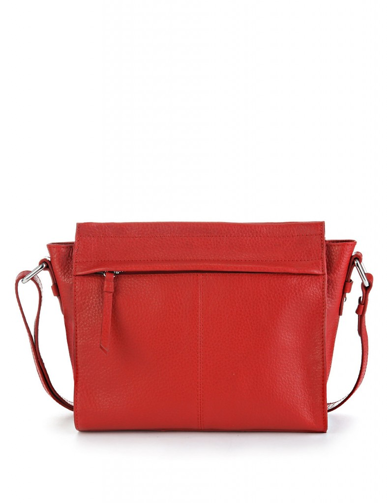 M&S COLLECTION Leather Greta Across Body Bag     £59.00 click to view