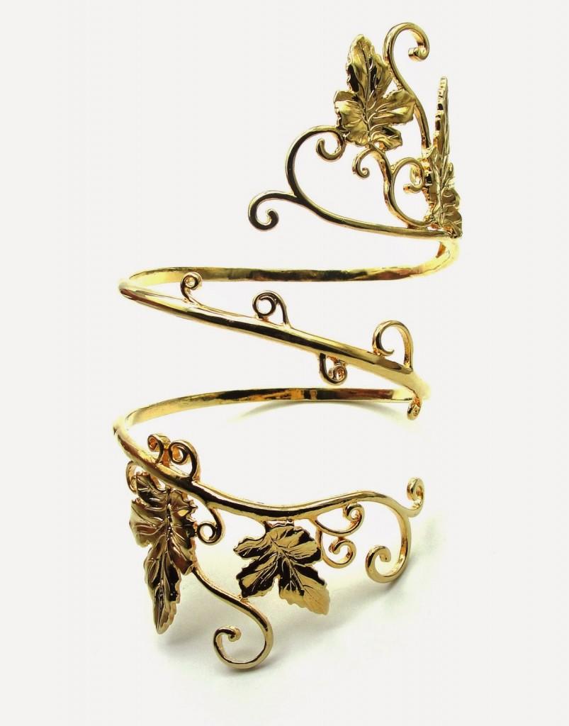 Ivy Arm Bracelet £50 click to visit Zara Taylor London