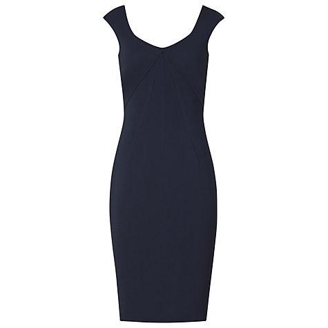 Reiss Garbo Tailored Dress, Navy £179 click to visit John Lewis