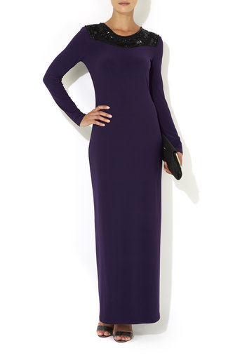 Petite Port Embellished Maxi     Was £55.00     Now £44.00 click to visit Wallis
