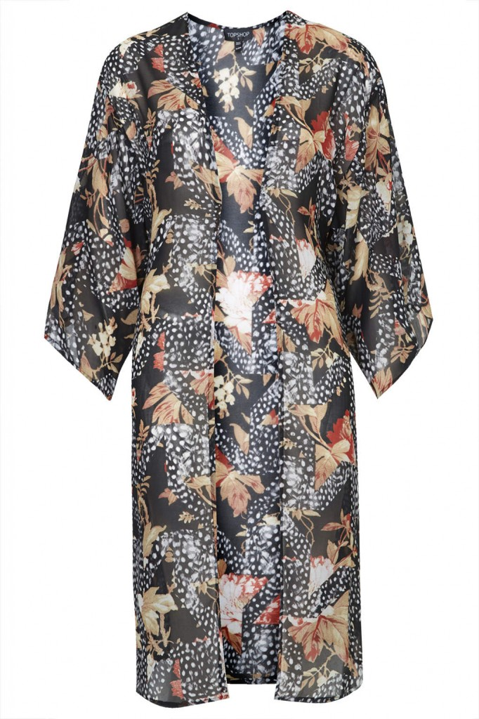 Feather Duster Kimono     Price: £42.00 click to visit Topshop