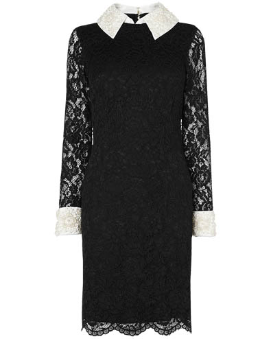 Sienna Embellished Lace Dress £156.00 Was £195.00 click to visit Phase Eight