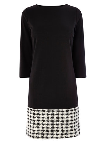 Dogtooth Hem Tunic     Price: £22.00 click to visit BHS