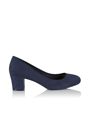 Block Heel Shoes £12.00 click to visit Asda George