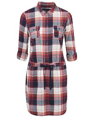 Check Shirt Dress £14.00 click to visit Asda George