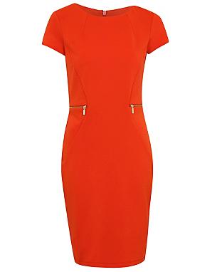 Zip Dress £18.00 click to visit Asda George