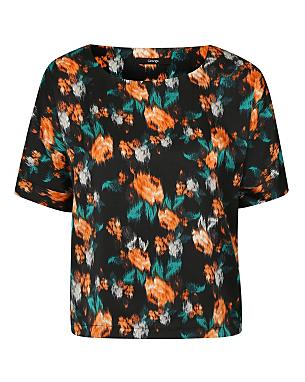 Floral Drop Shoulder Top £10.00 click to visit Asda George
