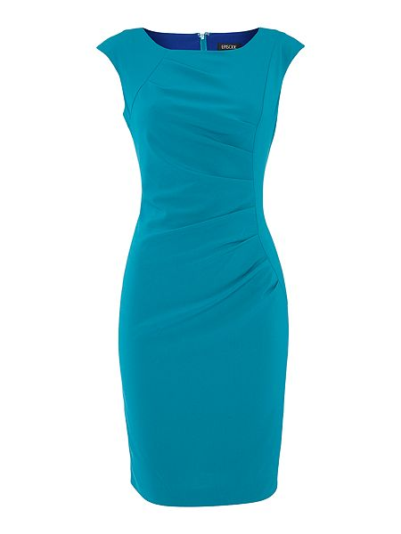 Episode Shift dress with ruched side now £59.50 click to visit House of Fraser