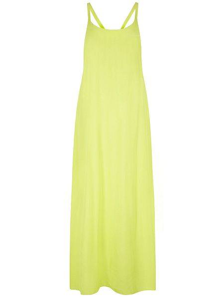 Lola Skye Tie back cami maxi dress now £7 click to visit House of Fraser