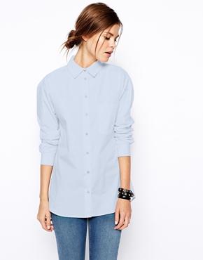 ASOS Boyfriend Shirt £28.00 Click to visit ASOS