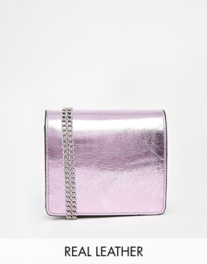 French Connection Julia Cross Body Bag £95.00 Click to visit ASOS
