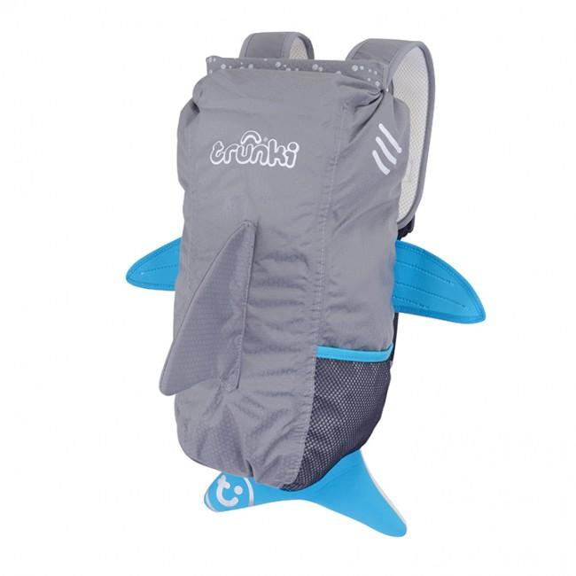 PaddlePak Shark - Fin PaddlePak, Splash-proof pal for any adventure £24.99 click to visit Trunki