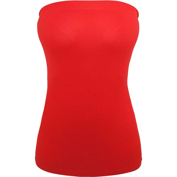 urban classics Ladies Strapless Top £3.87 click to visit kICKZ.CO.UK