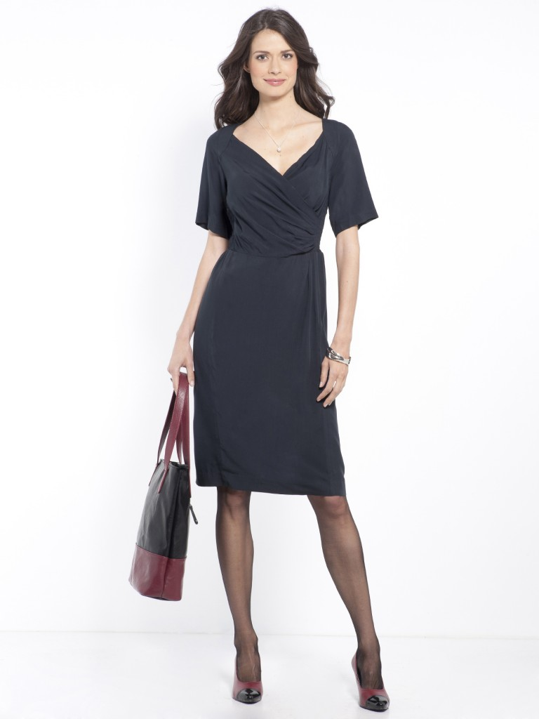 Crealine  Expert Design Ladies Crossover Dress £49 click to visit Daxon