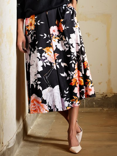 Floral prom skirt £42 click to visit M&Co