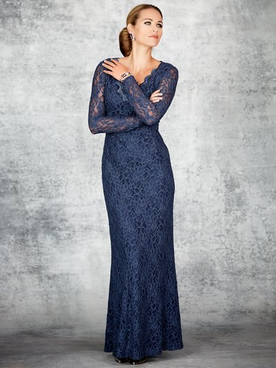 Glitter lace maxi dress £89 click to visit M&Co
