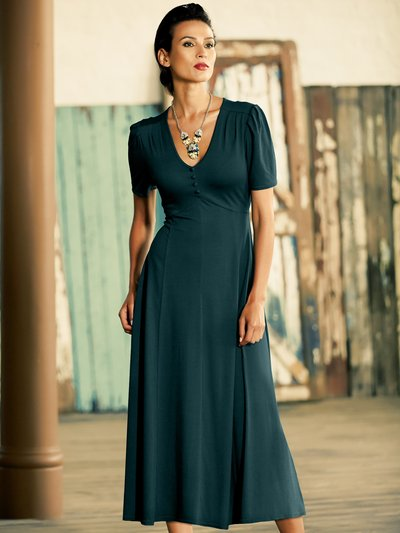 Jersey crepe midi dress £45 click to visit M&Co