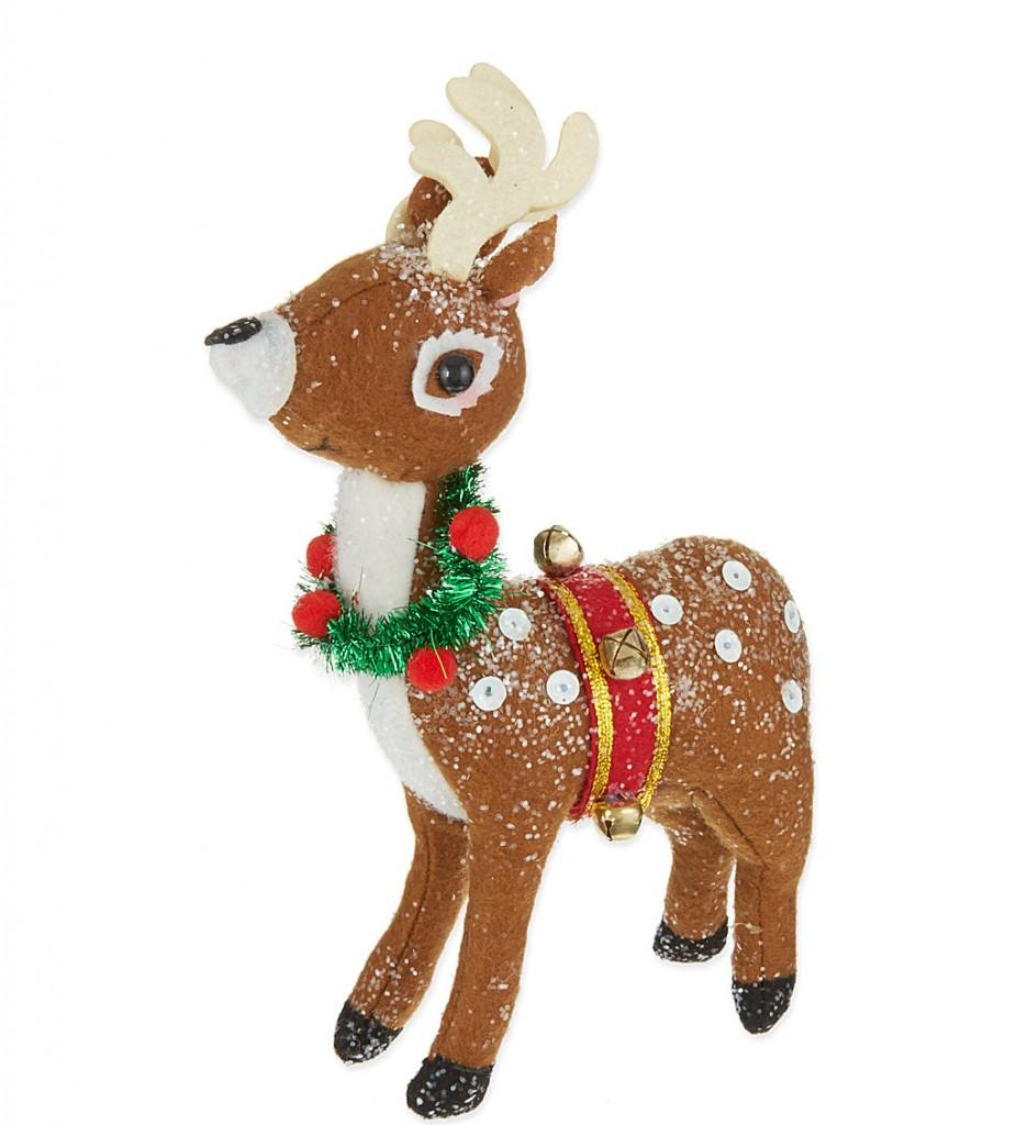 GISELA GRAHAM Bambi plush decoration 28cm £22.95 click to visit Selfridges