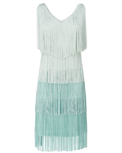 Charleston Fringe Dress £79.00 Was £160.00 click to visit Phase Eight