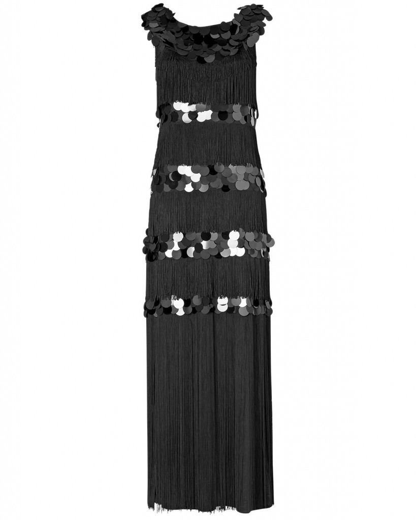 Noleen Fringed Maxi Dress £169.00 click to visit Phase Eight