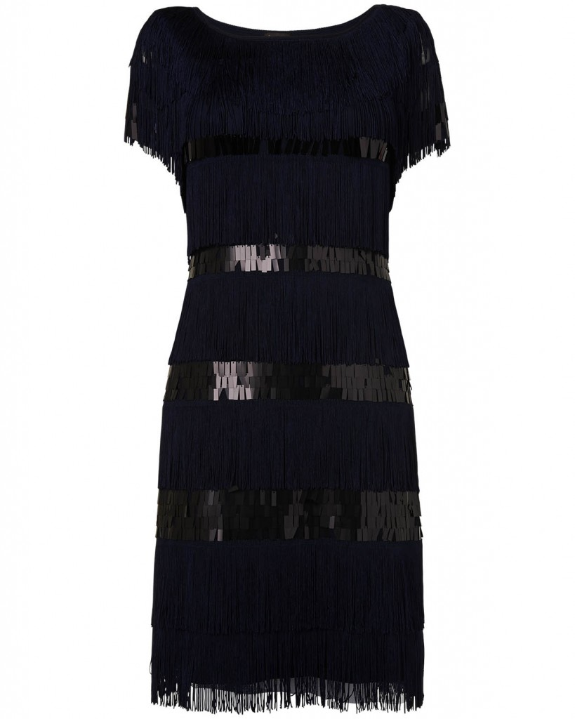 Renata Fringe Dress £160.00 click to visit Phase Eight