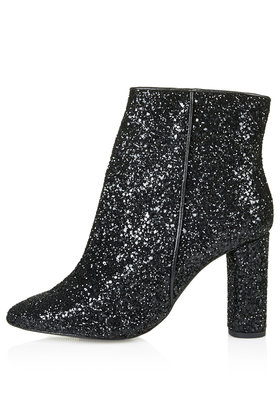 MAGNUM Glitter Ankle Boots     Price: £82.00 click to visit Topshop