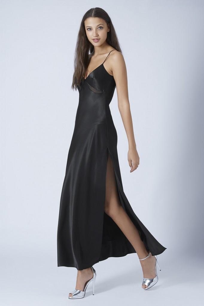 Satin Maxi Dress     Price: £55.00 click to visit Topshop