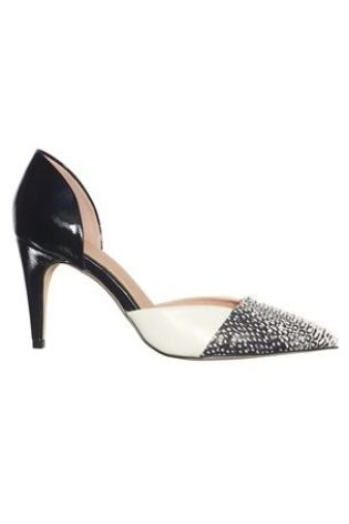 Two Part Mid Heel Court Shoes £30 click to visit Next