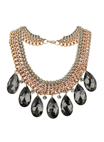 Millie Tear Drop Necklace     Price: £35.00 click to visit Dorothy Perkins