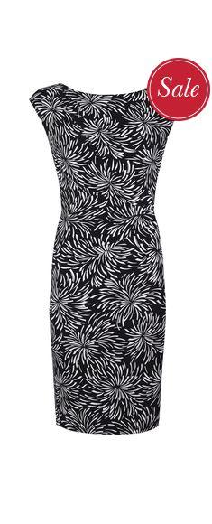Serena Ruche Dress £42 click to visit TM Lewin