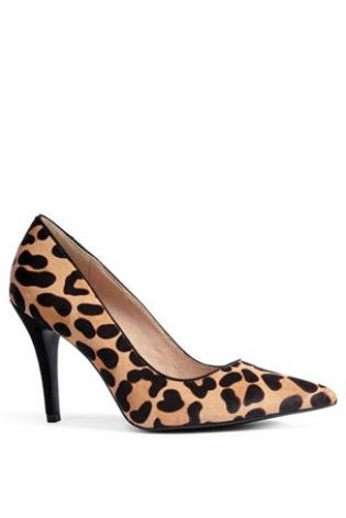 Leather Pointed Court Shoes £34-£46 click to visit Next