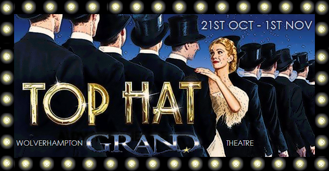 TOP HAT BANNER (W'TON GRAND) FRAMED