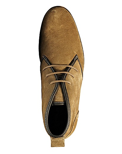 Label J Slouchy Desert Boot Standard Fit £65 click to visit Jacamo